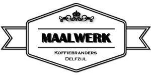 Maalwerk koffie Logo