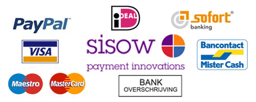 sisow-betaalmethodes