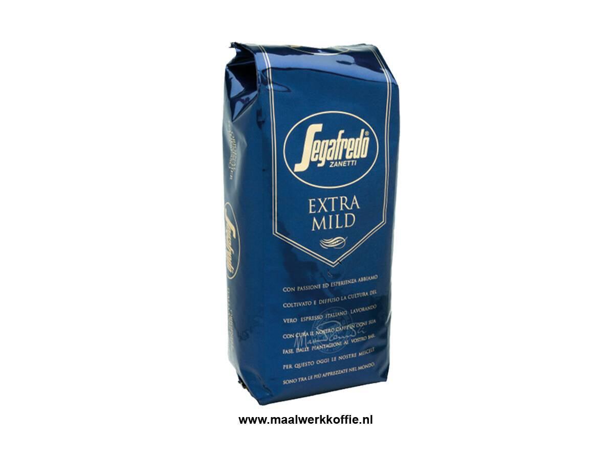 Segafredo Extra Mild Bonen 1000gr