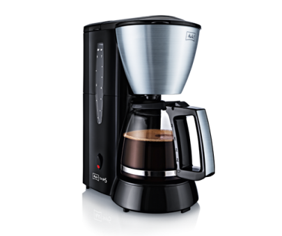 Melitta Single 5 Zwart Inox/RVS Filterkoffie Machine
