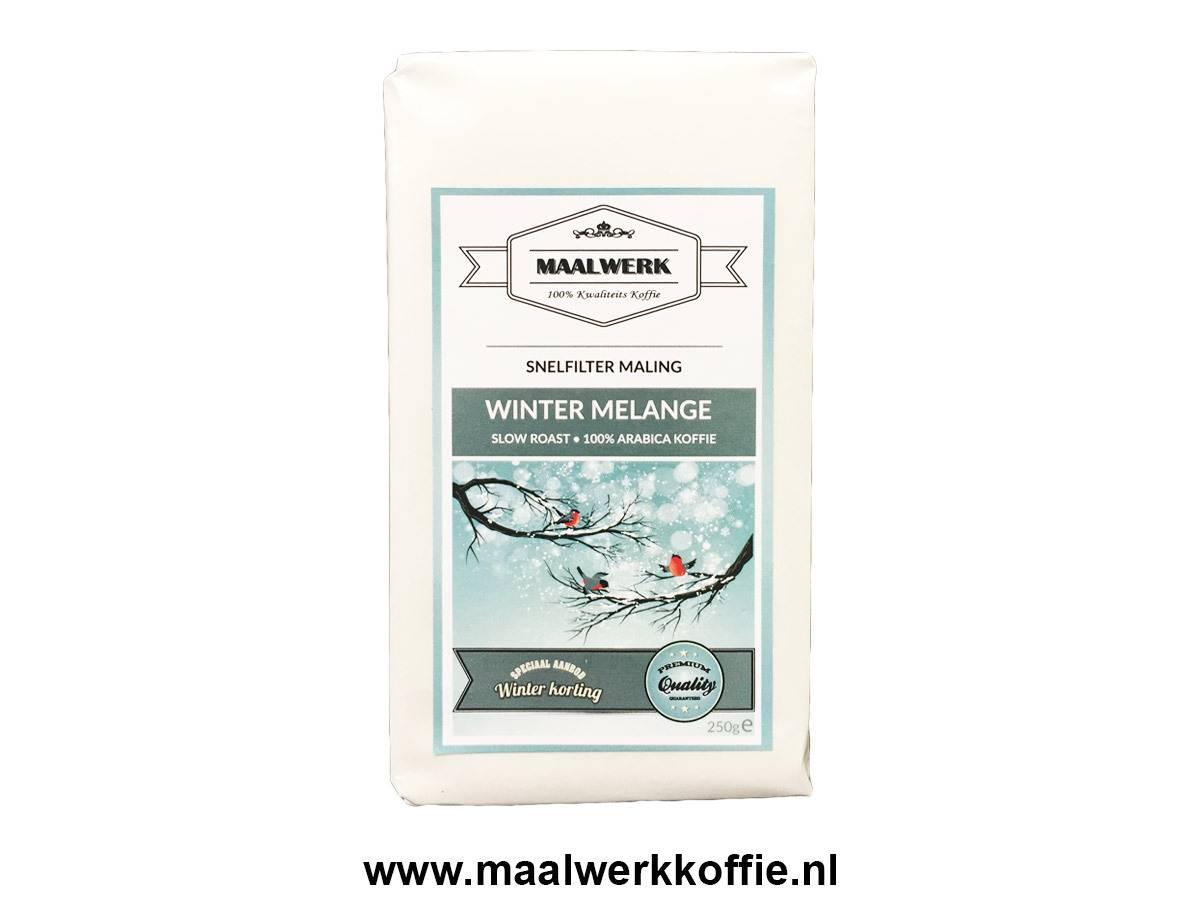 Maalwerk Winter Melange 250g Snelfilter Maling
