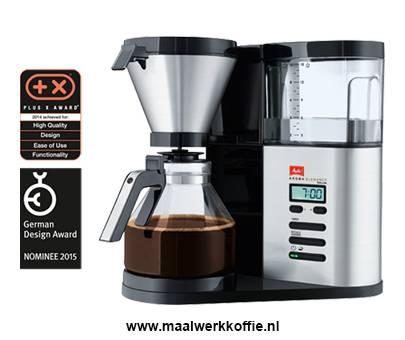 Melitta® Aroma Elegance Deluxe Filterkoffie Machine