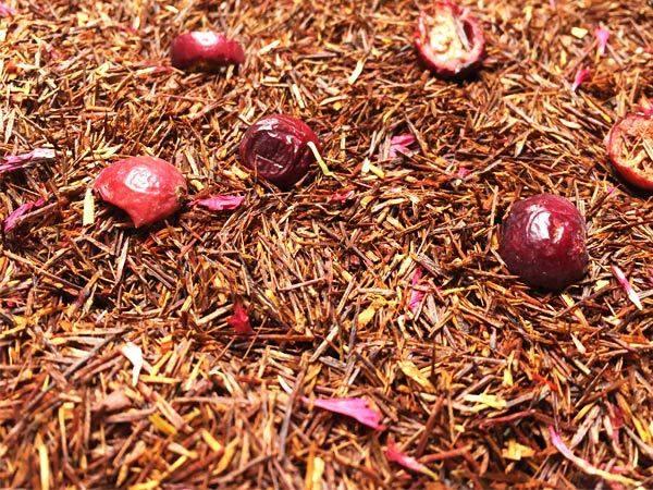 Maalwerk Losse Thee Rooibos Cranberry