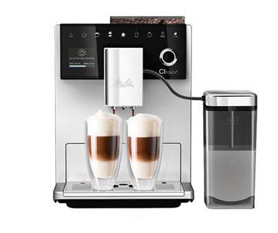 MELITTA CAFFEO CI TOUCH ZILVER F630-101
