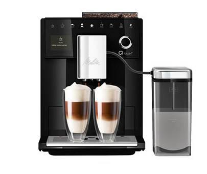 Melitta Caffeo CI Touch Zwart F630-102