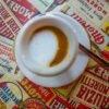 Robuust Maalwerk koffie